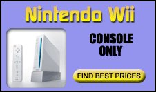 Nintendo Wii - Console Only