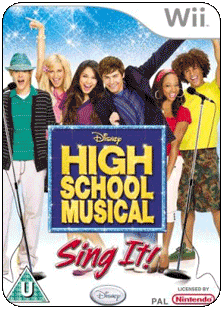 High School Musical: Sing It (With Microphone)